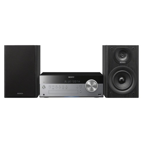 Sony Micro Music System With Bluetooth And Nfc Black Cmtsbt100 Target