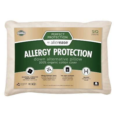 Standard/Queen Perfect Protection Allergy Pillow - Allerease