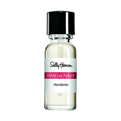 Sally Hansen Nail Treatment  45077 Hard As Nails Clear - 0.45 fl oz