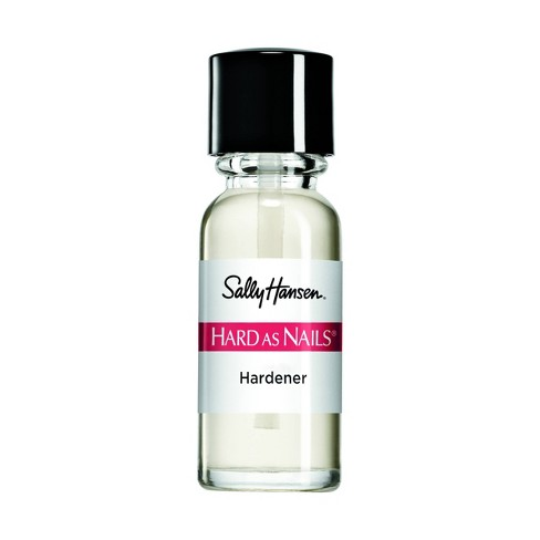 Sally Hansen Nail Treatment  45077 Hard As Nails Clear - 0.45 fl oz - image 1 of 3