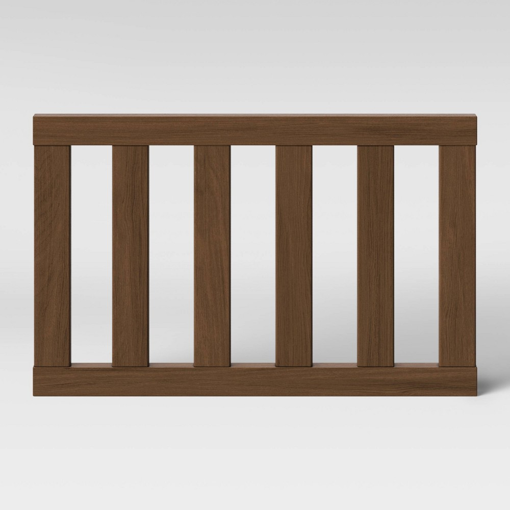 Image of Baby Relax Crib Conversion Rail Timber