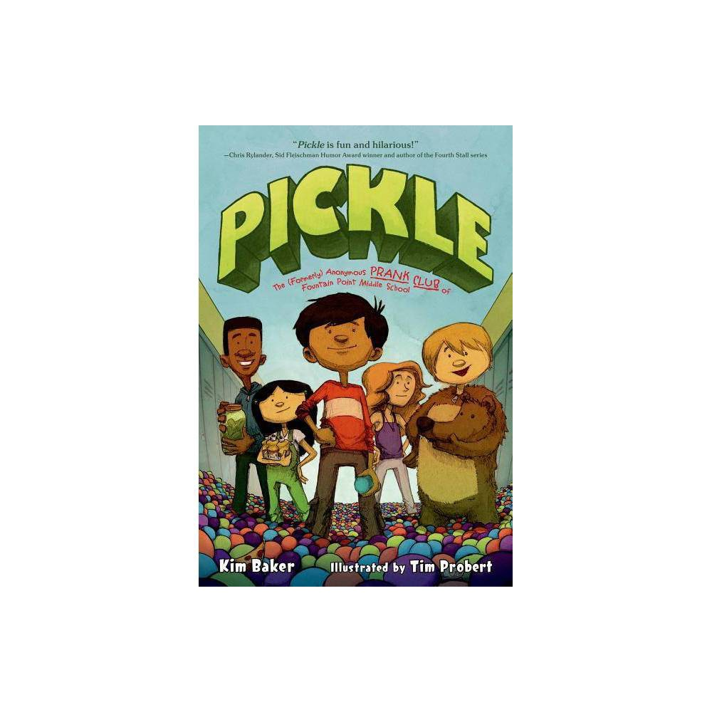 Pickle By Kim Baker Paperback