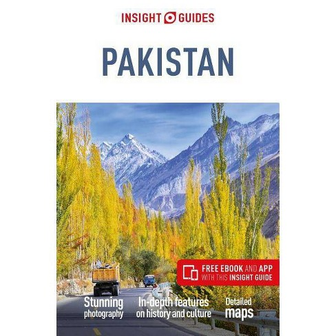 Insight Guides Pakistan (Travel Guide with Free Ebook) - 2 Edition (Paperback) - image 1 of 1