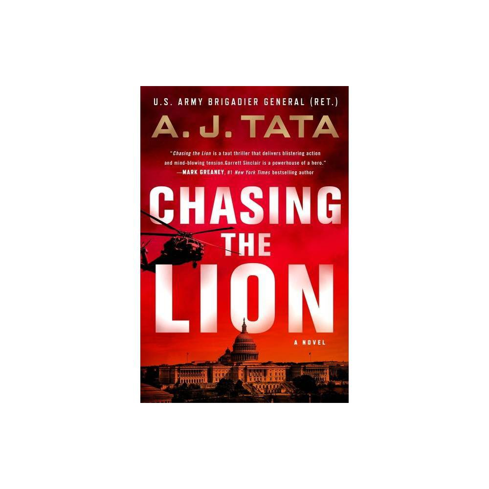 Chasing The Lion By A J Tata Hardcover