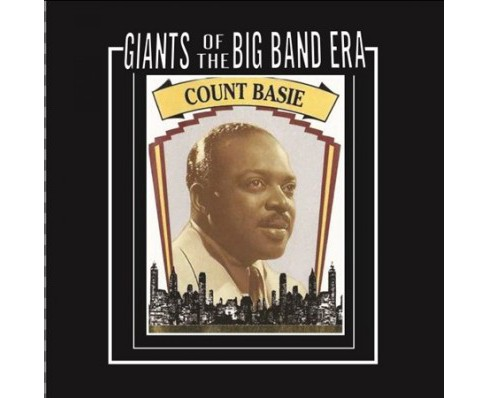 Count Basie - Giants Of The Big Band Era:Count Basi (CD) - image 1 of 1