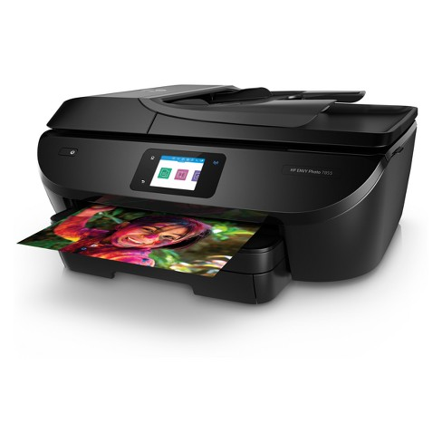 HP Envy 7855 All-in-One Bluetooth Inkjet Printer - Black (K7R96A_B1H)