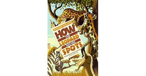 Rudyard Kipling's How the Leopard Got His Spots : The Graphic Novel (Paperback) - image 1 of 1