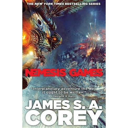 Nemesis Games - (Expanse)by  James S A Corey (Paperback) - image 1 of 1