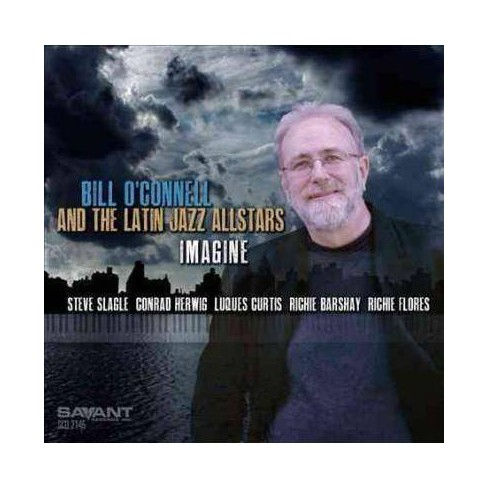 Bill O'Connell  &  the Latin Jazz - Imagine (CD) - image 1 of 1