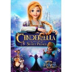 Cinderella and the Secret Prince (DVD)