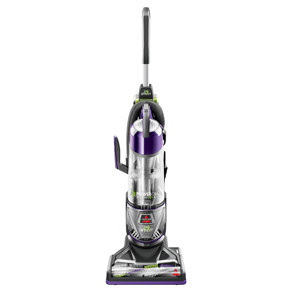 PowerGlide Lift-Off Pet Plus Vacuum, Dark Silver