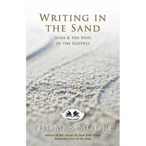 Writing in the Sand - by  Thomas Moore (Paperback) - image 1 of 1
