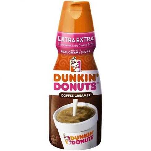 Dunkin Donuts Coffee Creamer - 1qt