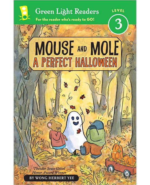 Mouse and Mole A Perfect Halloween (Reprint) (Paperback) (Wong Herbert Yee) - image 1 of 1