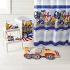 Trains and Trucks Bath Rug - Dream Factory - image 2 of 3