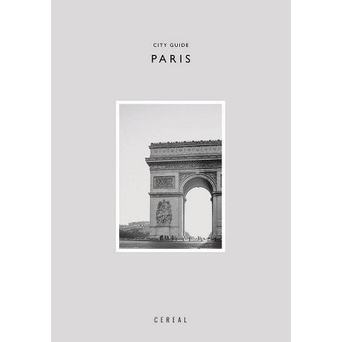 Cereal City Guide: Paris - (Paperback) - image 1 of 1