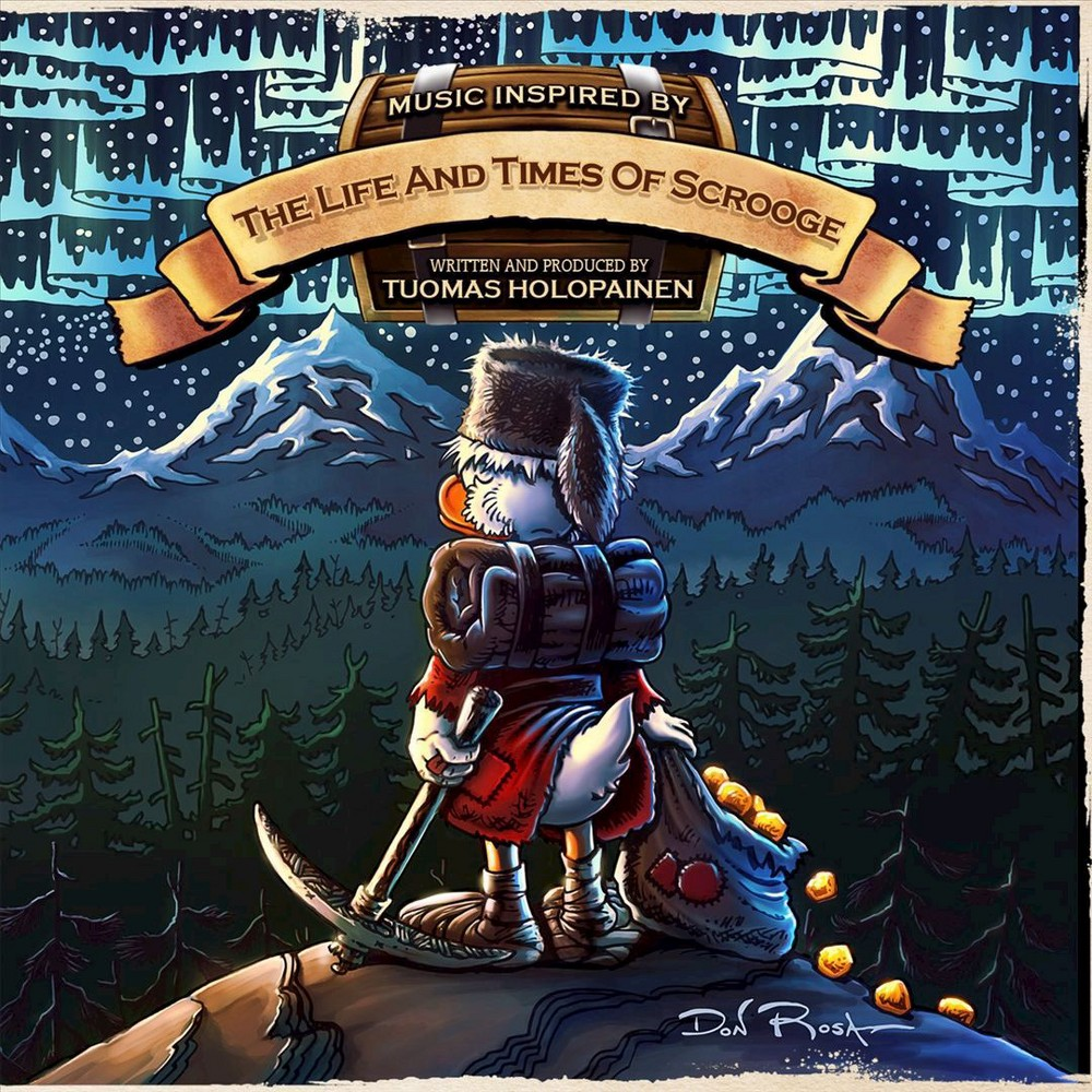 Tuomas Holopainen - Life And Times Of Scrooge (CD)
