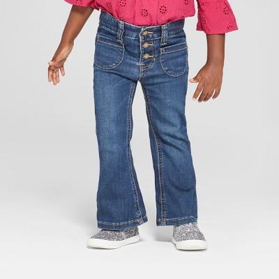Toddler Girls' Jeans - Genuine Kids® from OshKosh Angel Blue 12M