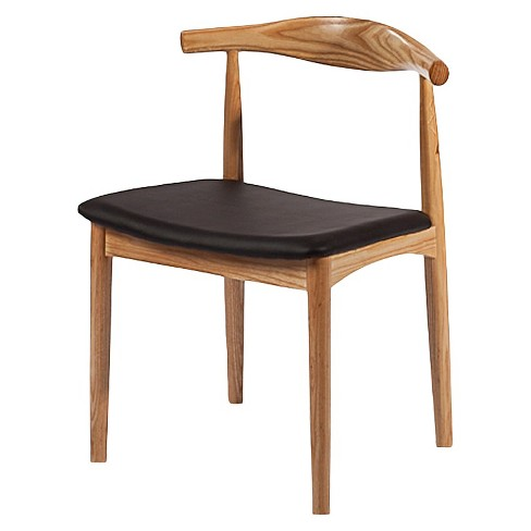 Hansen Dining Chair - Natural - Fine Mod Imports - image 1 of 2