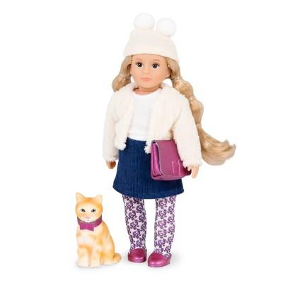Lori Mini Doll & Pet Set - Lilith & Clover