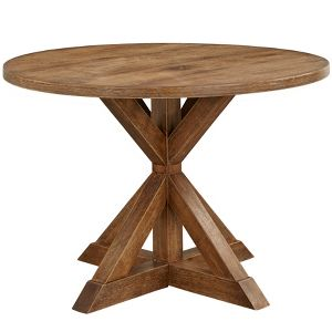 Roma Dining Table Driftwood Buylateral Target