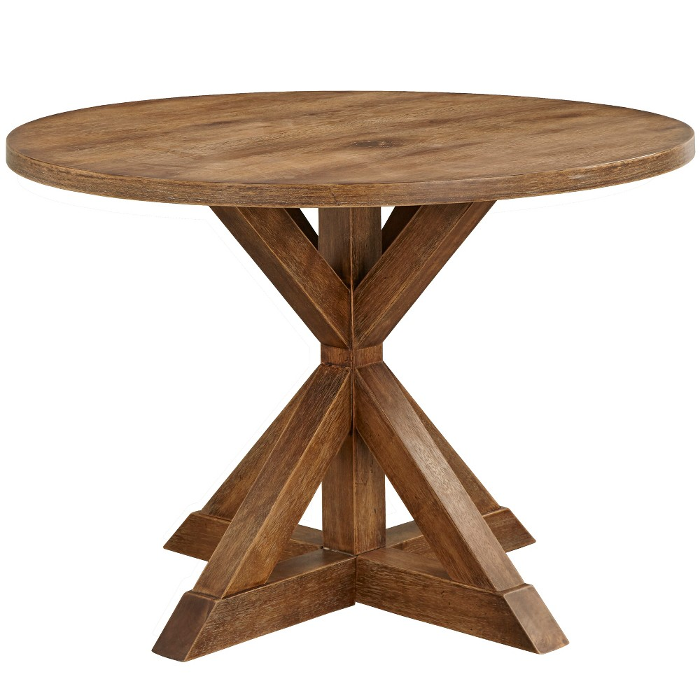 Roma Dining Table Driftwood (Brown) - Buylateral