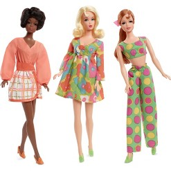 Barbie Collector Mod Friends Giftset