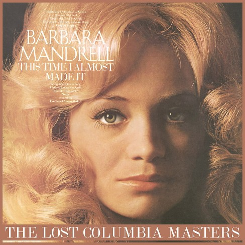 Barbara mandrell - This time i almost made it:Lost colum (CD) - image 1 of 1