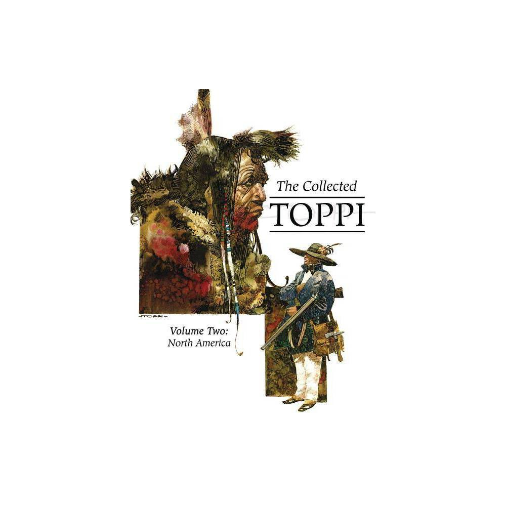 The Collected Toppi Vol 2 By Sergio Toppi Hardcover