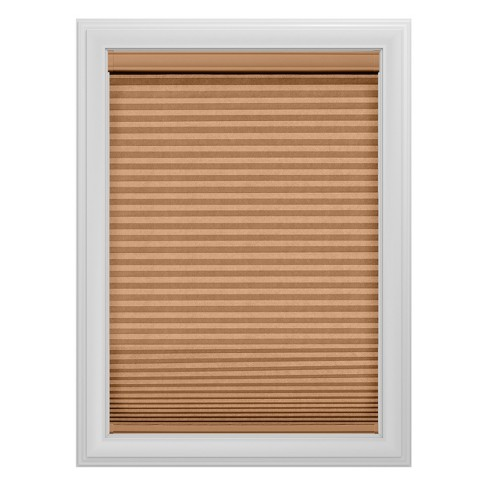 """Bali Essentials® Light Filtering Cellular Cordless Shade - Truffle(59x72"""") - image 1 of 1"""