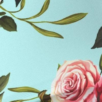 Retro Wild Rose