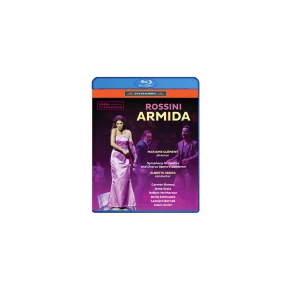 Rossini:Armida (Blu-ray), Movies