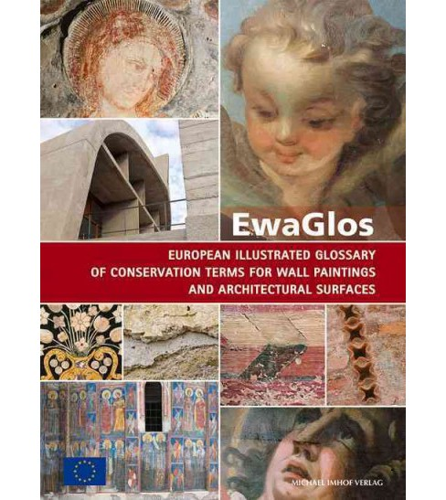 EwaGlos : European Illustrated Glossary of Conservation Terms for Wall Paintings and Architectural - image 1 of 1