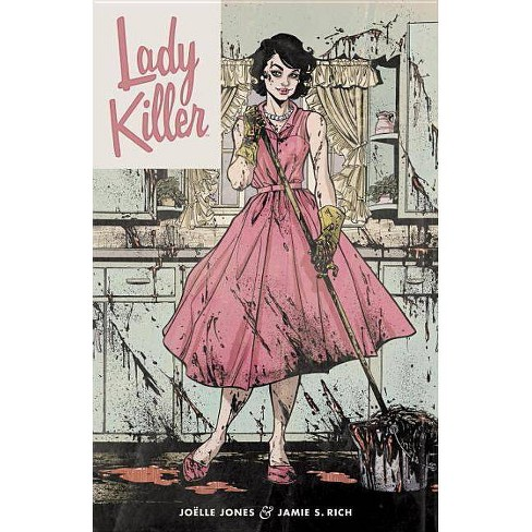 Lady Killer - by  Jamie Rich (Paperback) - image 1 of 1