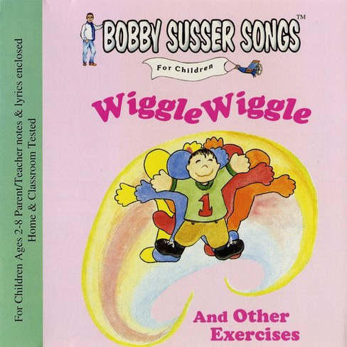 Bobby singer susser - Wiggle wiggle & other exercises (CD) - image 1 of 1
