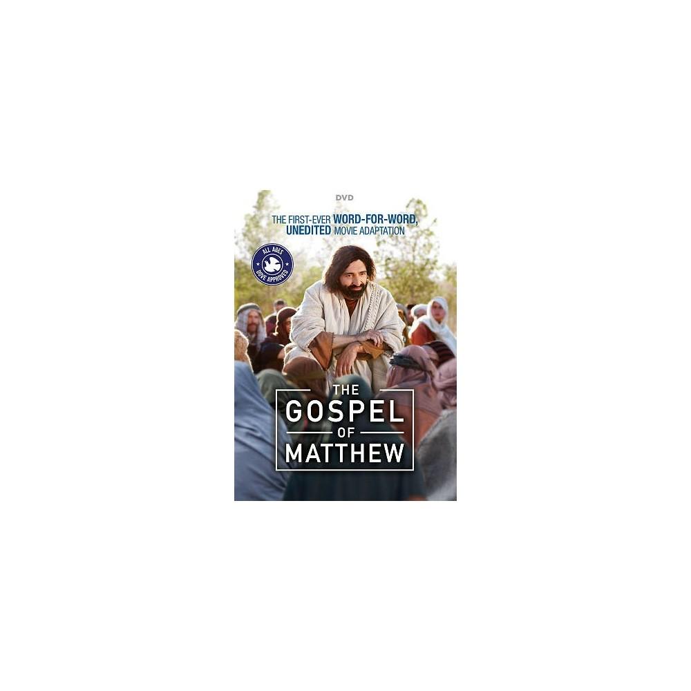 Gospel Of Matthew (Dvd), Movies