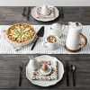 Stoneware Dinner Plate - Cream - Hearth & Hand™ with Magnolia - image 2 of 4