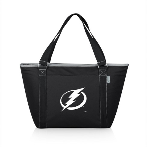 NHL Tampa Bay Lightning Topanga Cooler Tote Bag - Black - image 1 of 4