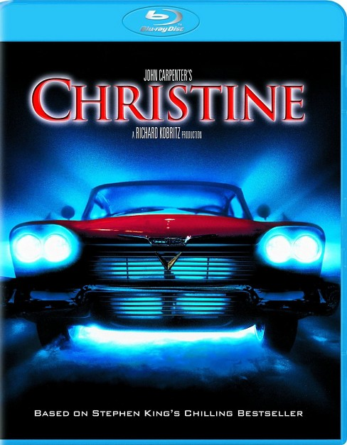Christine (Includes ultraviolet) (Blu-ray) - image 1 of 1