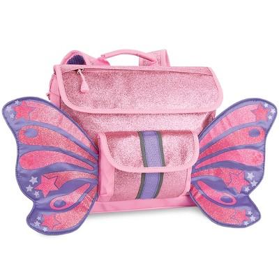"Bixbee 10"" Kids' Sparkalicious Butterflyer Backpack"