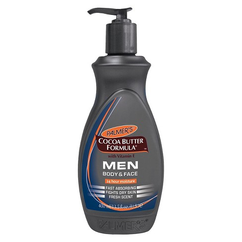 Palmer's Cocoa Butter Formula Body and Face Moisturizing Lotion for Men - 13.5oz - image 1 of 2