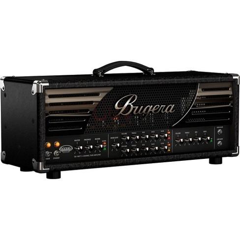 bugera 333xl infinium 120w tube guitar amplifier head target. Black Bedroom Furniture Sets. Home Design Ideas