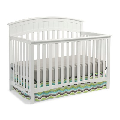 Graco® Charleston 4-in-1 Convertible Crib - White