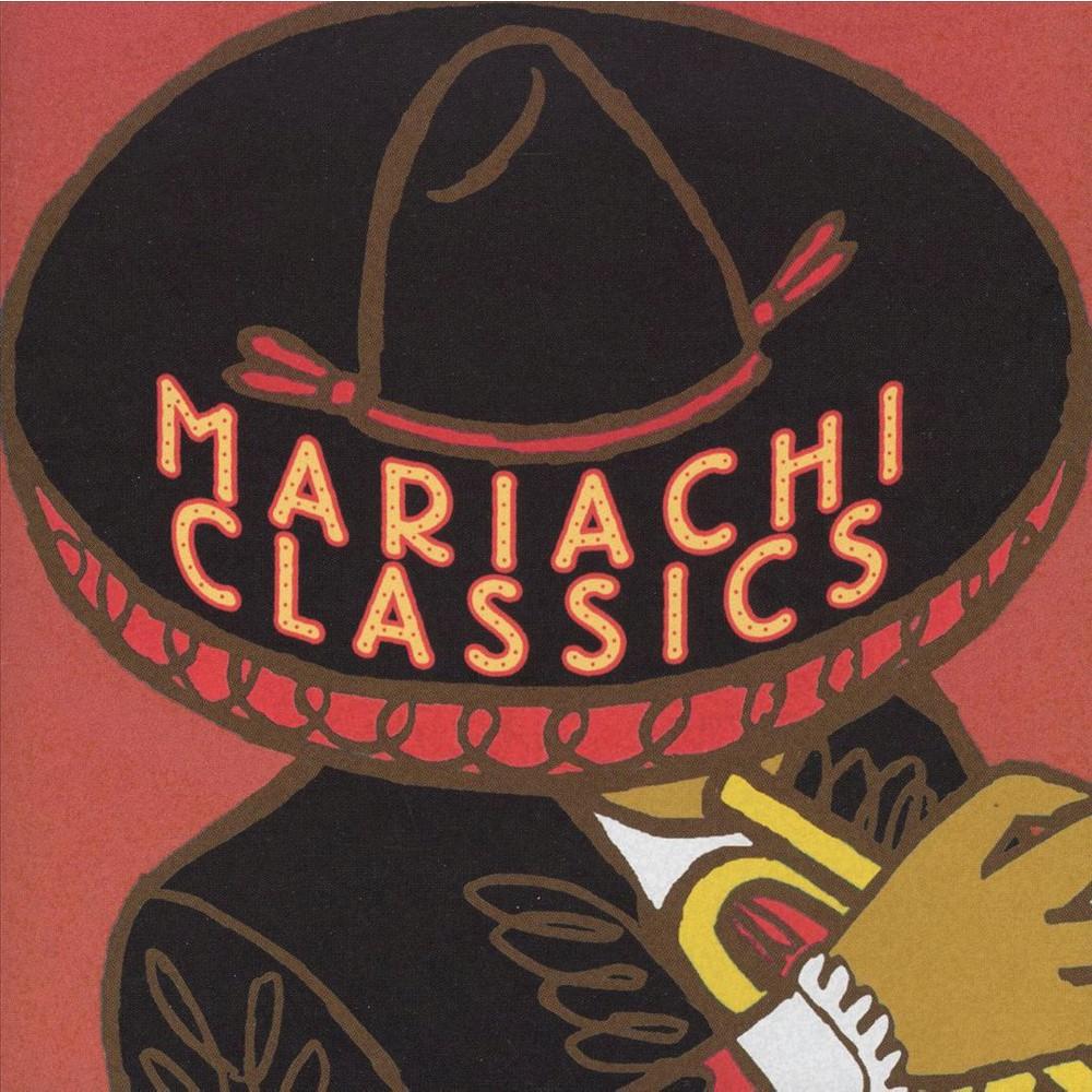 Mariachi Real De San - Mariachi Classics (CD)