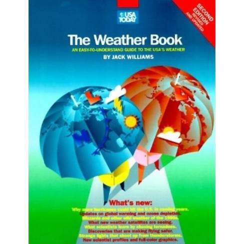 The USA Today Weather Book - by  Jack Williams (Paperback) - image 1 of 1