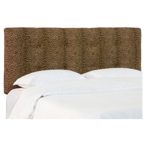 Dolce Tufted Headboard - Skyline Furniture - image 1 of 3