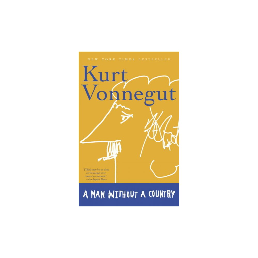 Man Without a Country - Reprint by Kurt Vonnegut (Paperback)