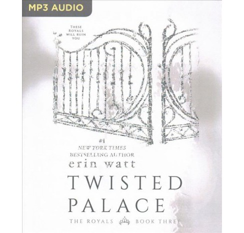Twisted Palace (MP3-CD) (Erin Watt) - image 1 of 1