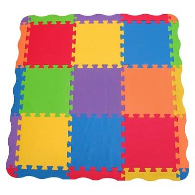 Edushape Edu-Tiles Play Mat - 25 Piece