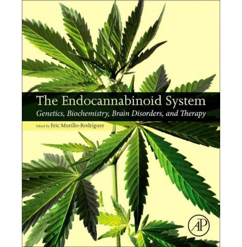 Endocannabinoid System : Genetics, Biochemistry, Brain Disorders, and Therapy (Hardcover) (Eric - image 1 of 1